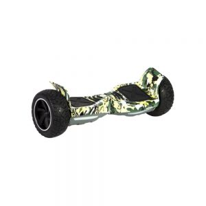 8.5inch All Terrain Hummer Board – Camo Green