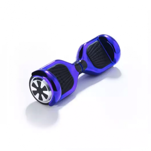 6.5inch Hoverboard – Chrome – Blue