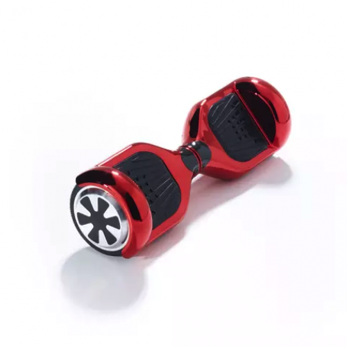 6.5inch Hoverboard – Chrome – Red