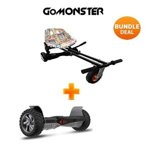The Ultimate Black Hummer & Graffiti Kart MONSTER Bundle