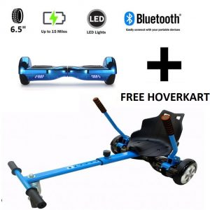 The Gadget Show FREE Hoverkart Bundle Deal!