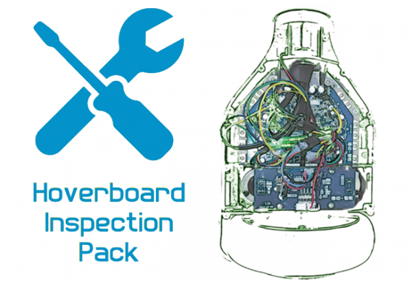 hoverboard inspection pack segbo