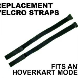 Hoverkart Velcro Straps