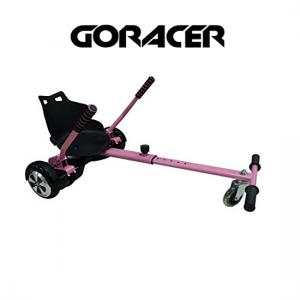 Racer Hoverkart – California Pink