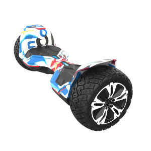 NEW – 8.5inch G2 PRO All Terrain Hummer Hoverboard – Graffiti