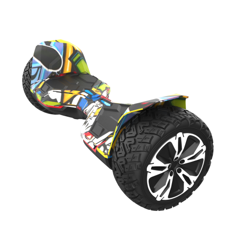 NEW – 8.5inch G2 PRO All Terrain Hummer Hoverboard – Hip Hop