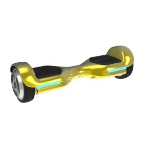 NEW 2019 – 6.5inch G1 Pro Hoverboard Gold Chrome – Choose your colour