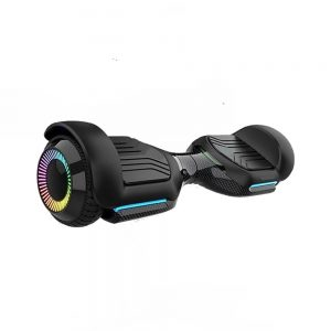 NEW – 6.5inch G1 Classic Hoverboard – Black with LED Wheels