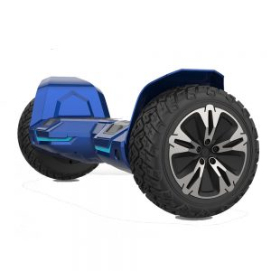 NEW – 8.5inch G2 PRO All Terrain Hummer Hoverboard – Blue