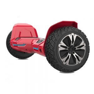 NEW – 8.5inch G2 PRO All Terrain Hummer Hoverboard – Red
